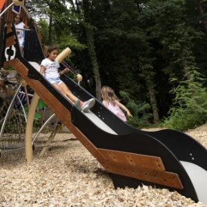 hdpe slide