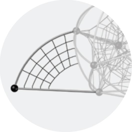 Cosmo Anbaulement Netzwand