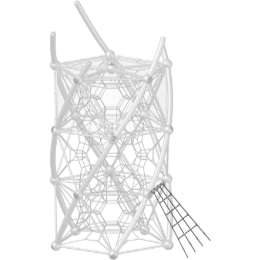 DNA Towers Anbaulement Einstiegsnetz